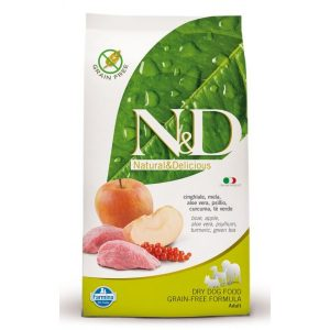 ND Boar&Apple Adult Dog 800g