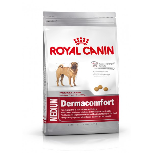 SHN MEDIUM DERMACOMFORT 10kg