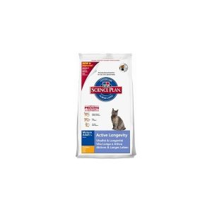 HILL'S Feline Mature Adult Active Longevity 10kg