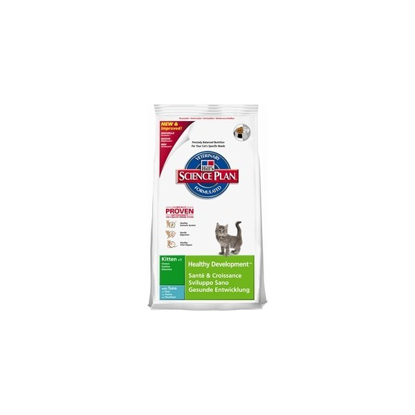 HILL'S Kitten Healthy Development Tuna 5kg