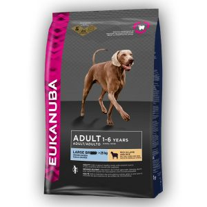 EUKANUBA Adult Large rich in Lamb & Rice  12kg 1
