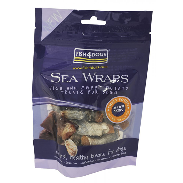 F4D Sea Wraps Sweet Potato