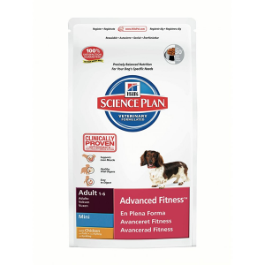HILL's Canine Adult Advanced Fitness Mini Piletina