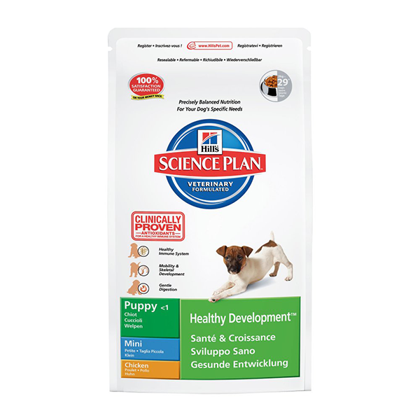 HILL'S Canine PUPPY Healthy Development Mini