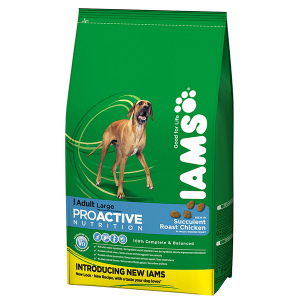 IAMS Adult rich in Chicken Large