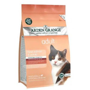 ARDEN GRANGE ADULT CAT salmon