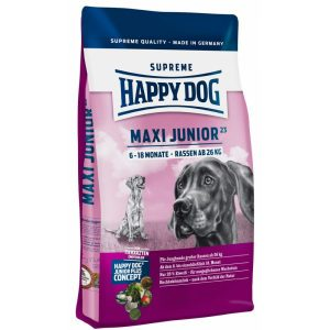 HAPPY DOG MAXI JUNIOR 15kg