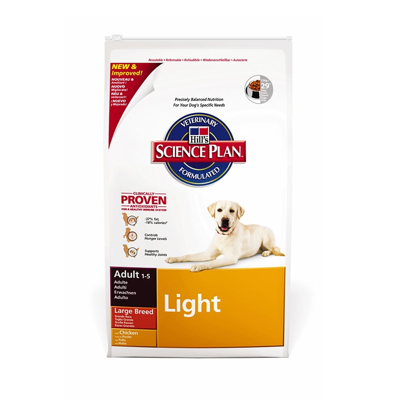 HILL'S Canine Light 12kg