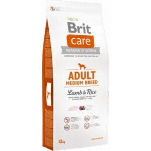 BRIT CARE ADULT M LUMB&RICE