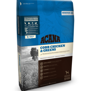ACANA COBB CHICKEN & GREENS 11,4 KG 1