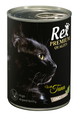 REX CAT TUNA 400G