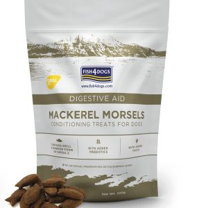 Fish4Dogs Mackerel Morsels Digestive Aid 225g