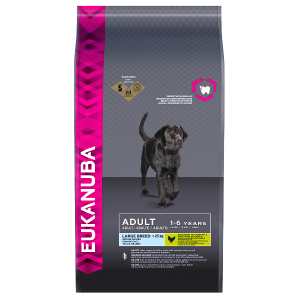 EUKANUBA ADULT LARGE BREED 15Kg 1