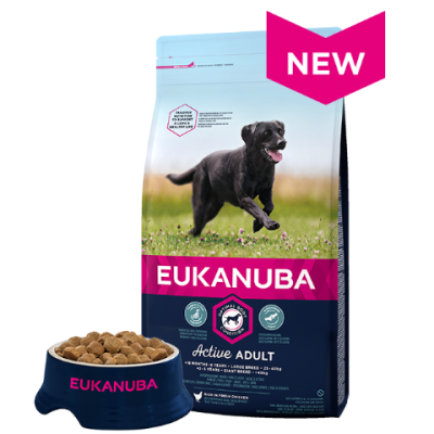 EUKANUBA ADULT LARGE BREED 15Kg 2