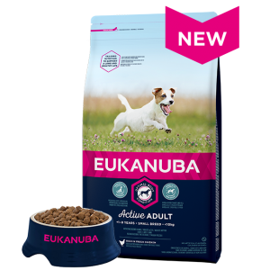 EUKANUBA ADULT SMALL BREED 15kg
