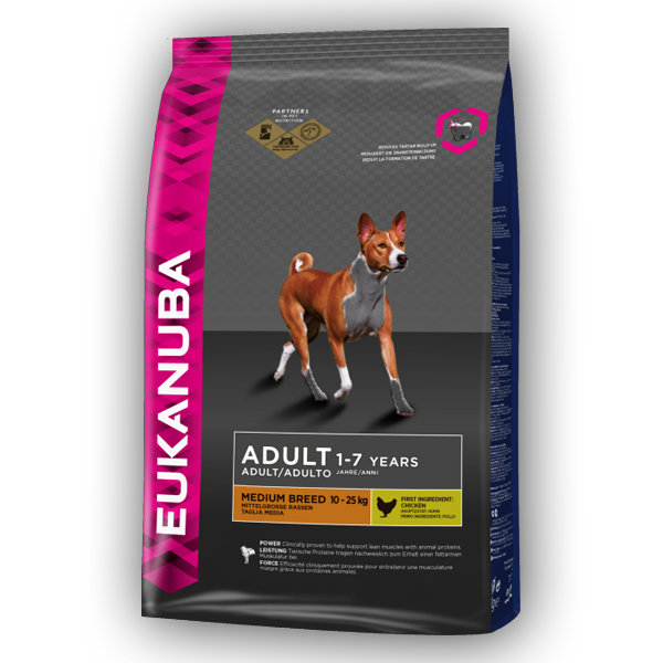 EUKANUBA MATURE & SENIOR S&M BREED 15Kg 2