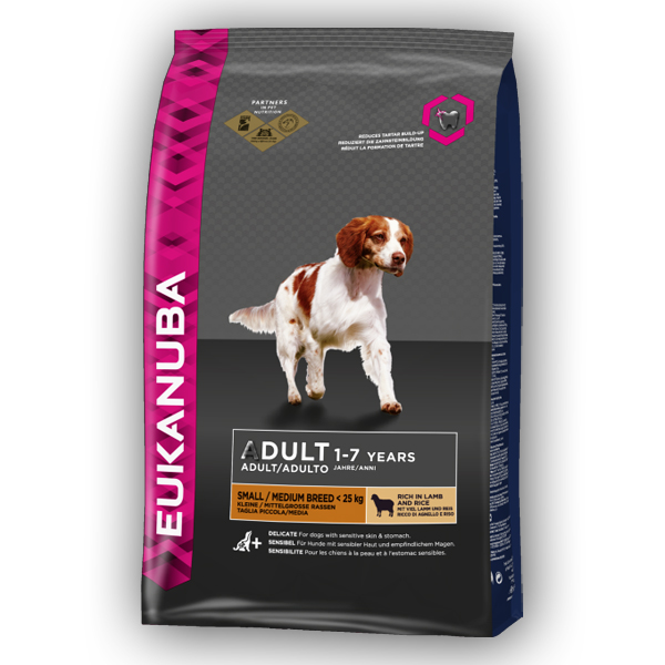 EUKANUBA MATURE & SENIOR S&M BREED 15Kg 4