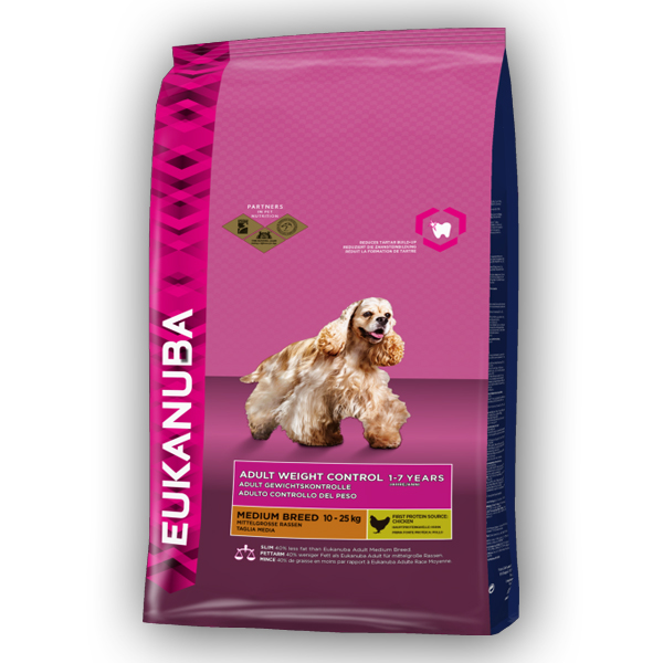 EUKANUBA MATURE & SENIOR S&M BREED 15Kg 6