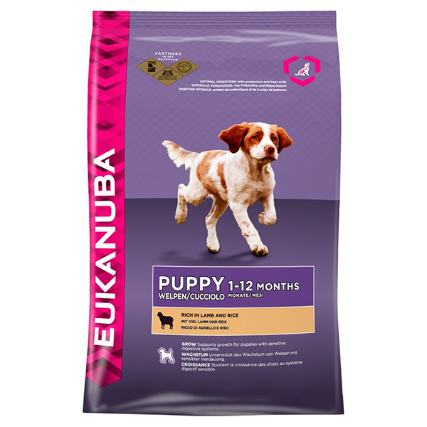 EUKANUBA PUPPY ALL BREED L&R