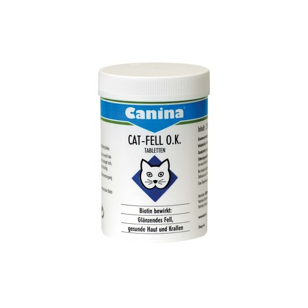 CANINA Cat Fell O.K. 125g