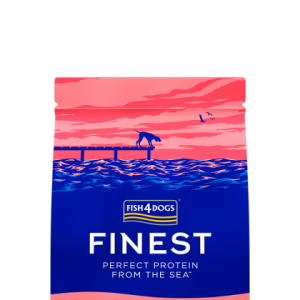 Finest F4D Salmon Complete (Regular Bite) 1.5kg 1