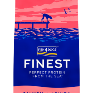 Finest F4D Salmon Complete (Regular Bite) 12kg