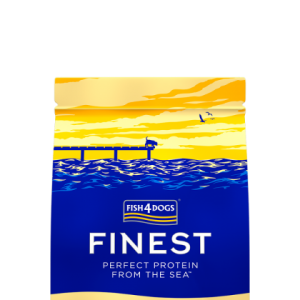 Finest Fish 4 Puppies Complete Large 1.5kg