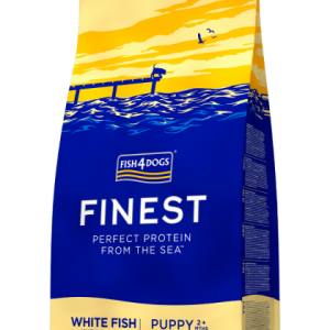 Finest Fish 4 Puppies Complete Large 6kg 1