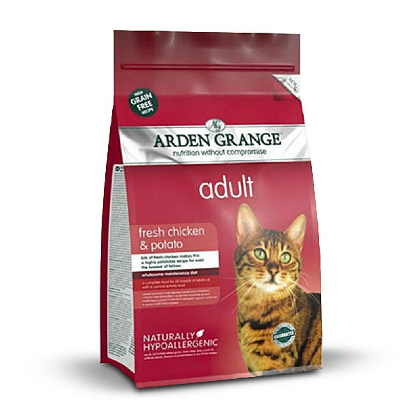 ARDEN GRANGE ADULT CAT CHICKEN