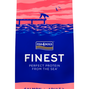 Finest F4D Salmon Complete (Regular Bite) 6kg 1