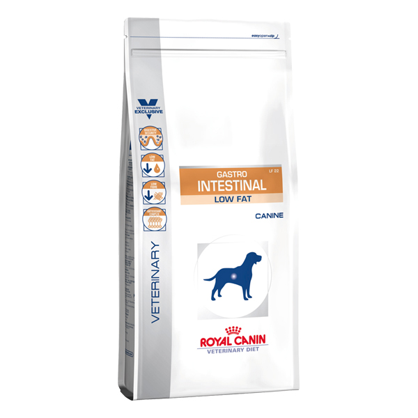 VD GASTRO INTESTINAL LOW FAT 12kg