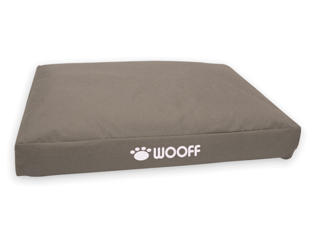 Wooff box all weather 55x75x15cm - coffee (Kopiraj)