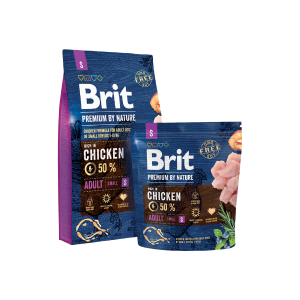 BRIT Premium by Nature Adult Small Breed 12 kg