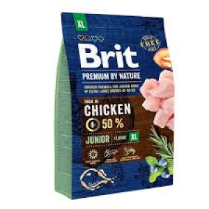 Brit Premium by Nature Junior Extra Large Breed 15KG