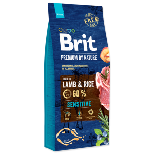 Brit Premium by Nature Light 15KG 1