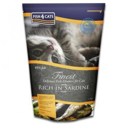 Fish4Cats SARDINE 400g (Kopiraj)